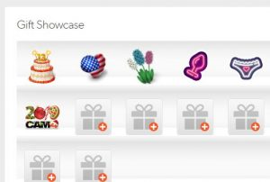 Cam4 Gifts