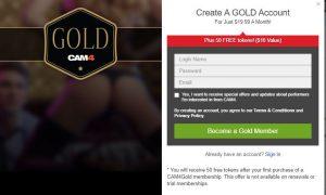 Cam4.com Gold Show